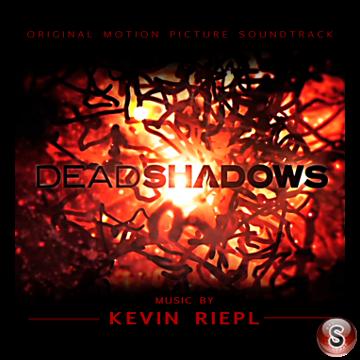 Dead Shadows Soundtrack Cover cd