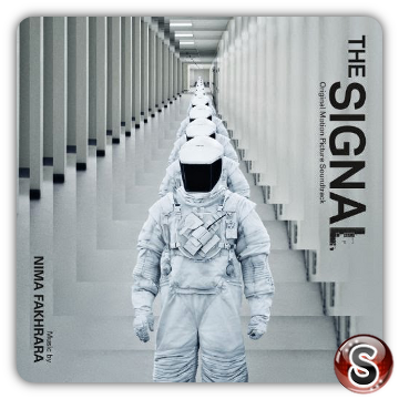 The signal Soundtrack Cover CD