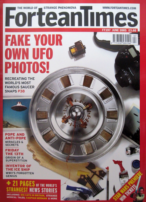ForteanTimes June 2005