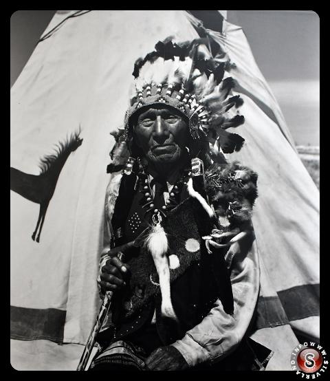 Alce Nero (Heȟáka Sápa, Black Elk 1863 - 1950