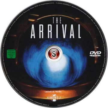 The arrival Cover DVD