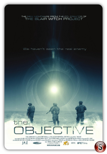 The Objective - Locandina - Poster