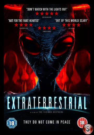 Extraterrestrial - Locandina - Poster
