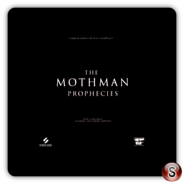 The mothman prophecies Soundtrack Cover CD