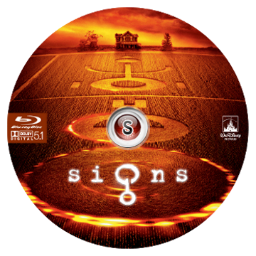 Signs Cover DVD