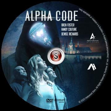 Alpha code Cover DVD