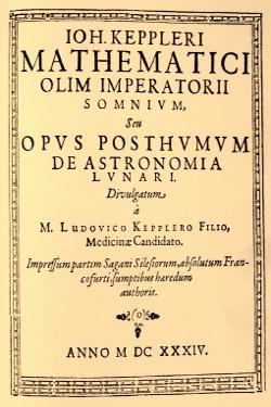 Somnium by Johannes Kepler