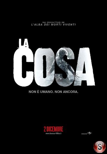 La cosa - The thing - Locandina - Poster
