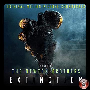 Extinction Soundtrack Cover CD
