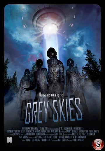 Grey skies - Locandina - Poster