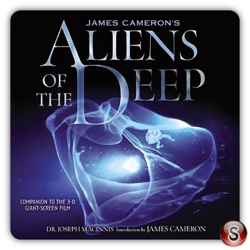 Aliens of the deep Soundtracks Cover CD