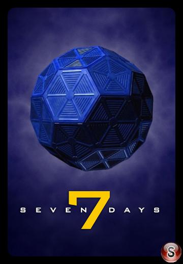 Seven Days - Locandina - Poster