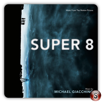 Super 8 Soundtracks Cover CD
