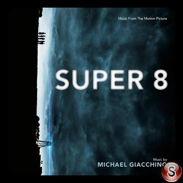 Super 8 Soundtrack Cover CD
