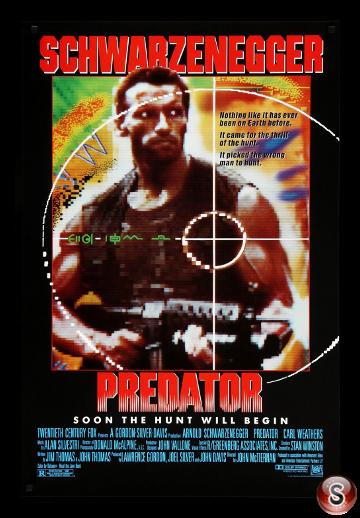 Predator - Locandina - Poster
