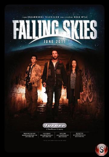 Falling Skies - Locandina - Poster