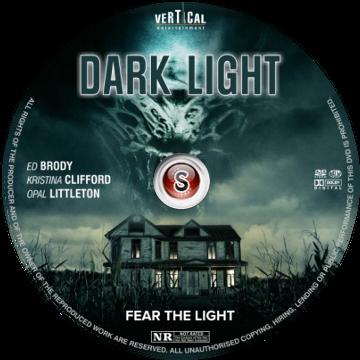 Dark light Cover DVD