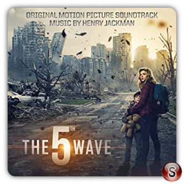 The 5th wave Soundtrack Cover CD