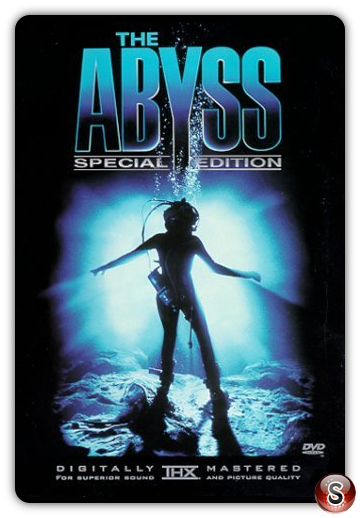 The abyss - Locandina - Poster