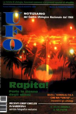 UFO Notiziario - Nuova Serie - N. 14 del Luglio/Agosto 2000
