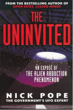 The Uninvited by Nich Pope
