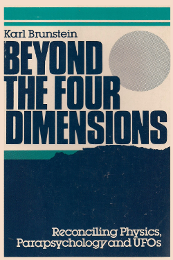 Beyond the Four Dimensions by Karl Brunstein - Fronte