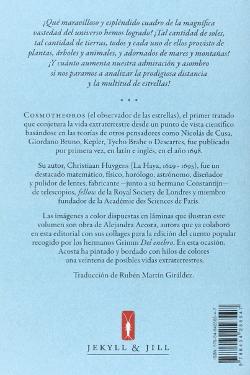 Cosmotheoros by Christiaan Huygens
