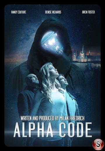 Alpha code - Locandina - Poster