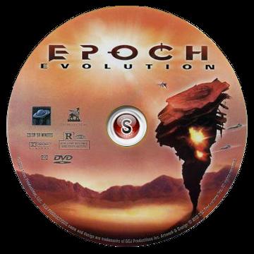 Epoch evolution Cover DVD
