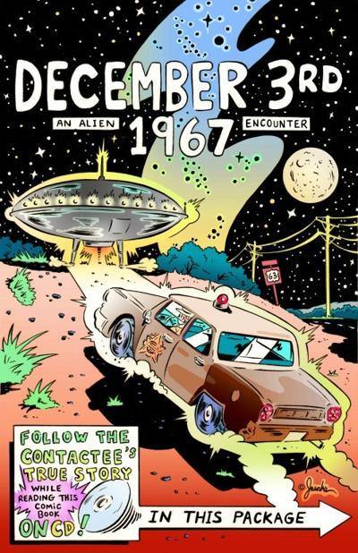 3 December 1967: An Alien Encounter by Michael Jasorka