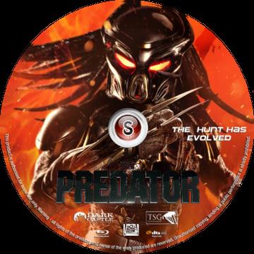 The predator Cover DVD