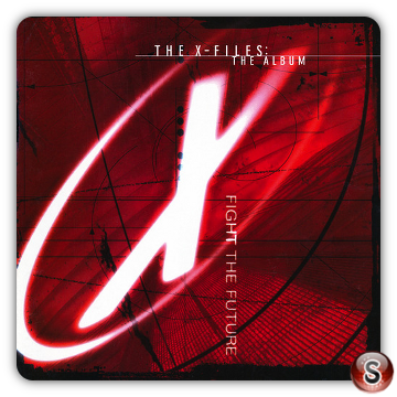 The X-Files Soundtrack Cover CD