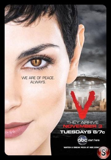 V - Locandina - Poster
