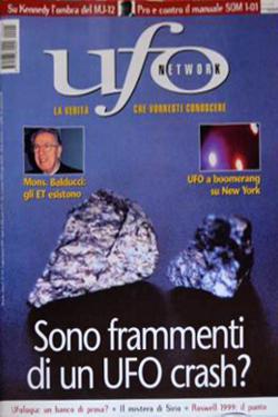 Ufo Network Luglio/Agosto 1999