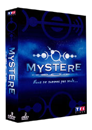 Mystere Box set DVD