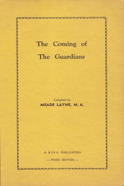 The coming of the guardians by Mark Probert, compilated Meade Layne