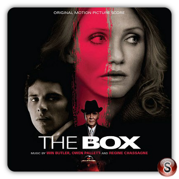 The box Soundtrack Cover CD
