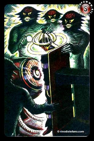 Presunti alieni descritti da Zanfretta