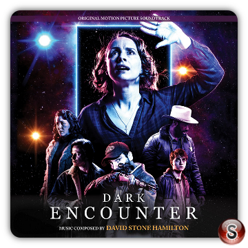 Dark encounter Soundtrack Cover CD