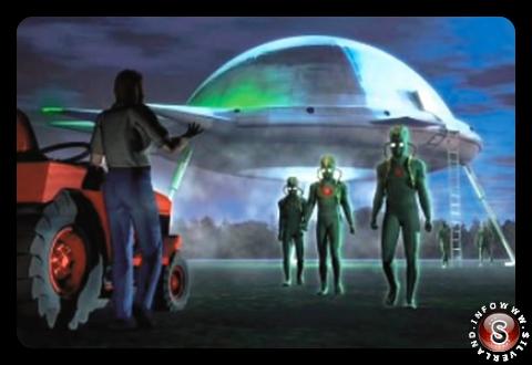 Antonio Villas Boas e tre alieni