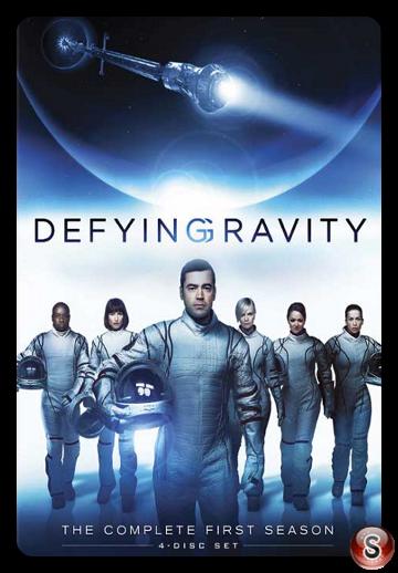 Defying Gravity - Locandina - Poster
