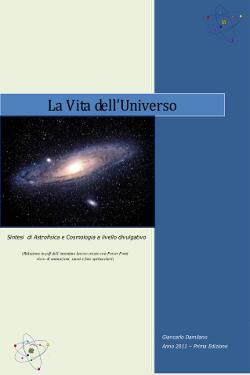 La vita dell'Universo by Giancarlo Damilano