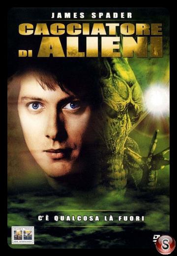 Alien Hunter - Il Cacciatore di alieni - Locandina - Poster