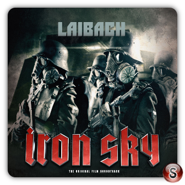Iron Sky Soundtrack Cover CD