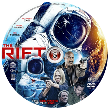The Rift: Dark Side of the Moon Cover DVD