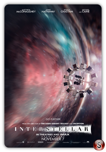 Interstellar - Locandina - Poster