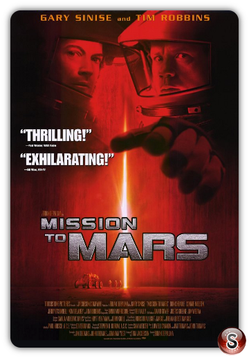 Mission to Mars - Locandina - Poster