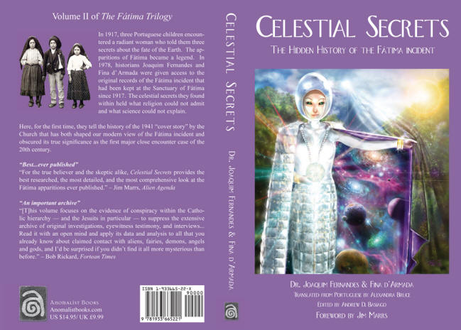 Celestial Secrets The Hidden History of the Fátima Incident