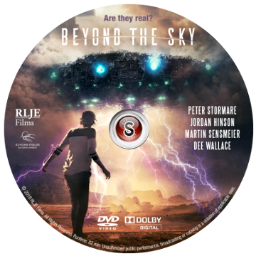 Beyond the sky Cover DVD