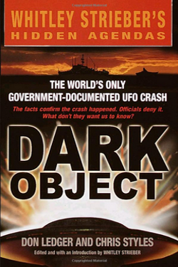 Dark object by Don Ledger & Chris Styles